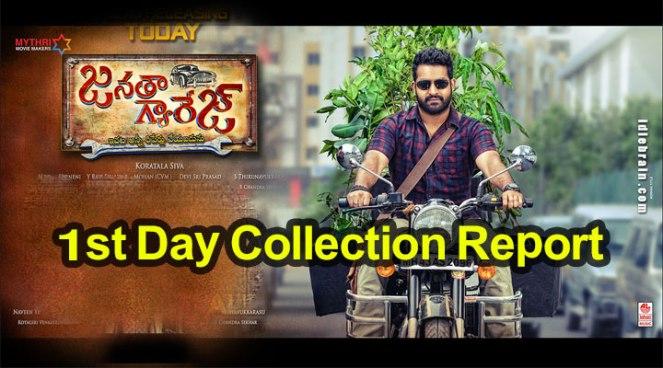 Janatha-Garage-Movie-1st-Day-Collection