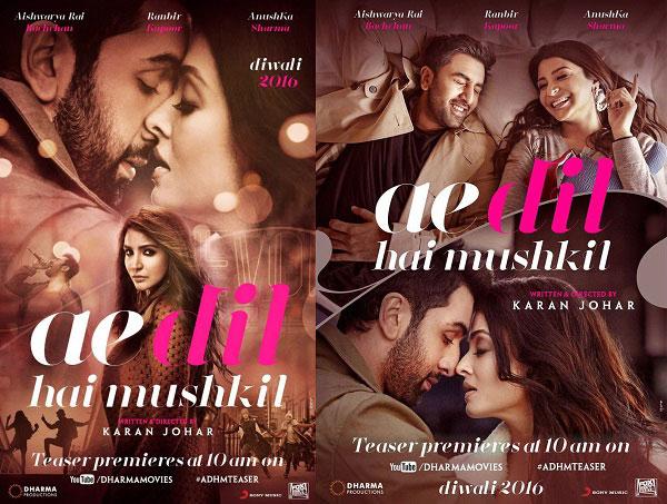 Ae Dil Hai Mushkil Movie Review Rating, Story, Public Talk, Live Updates