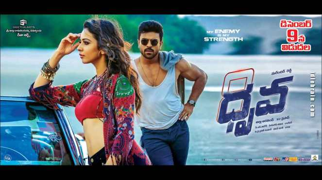 Dhruva 1st Week Collection