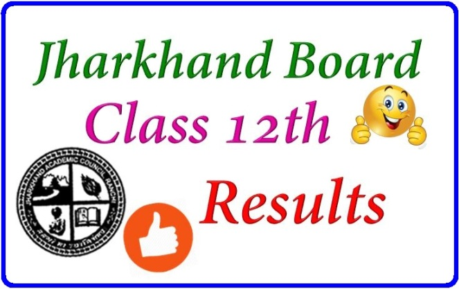 Jharkhand Board 12th Result 2016