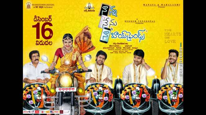 Nanna Nenu Naa Boyfriends Movie Review Rating