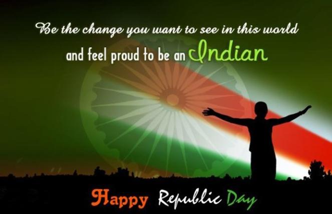 Happy Republic Day 2017 Wishes, Whatsapp Status, Greetings