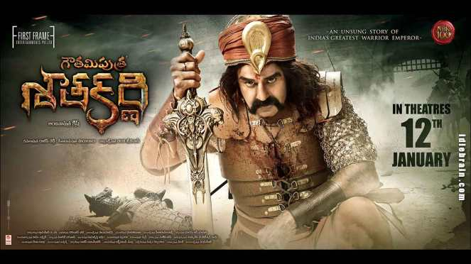 Gautamiputra Satakarni Movie Tickets