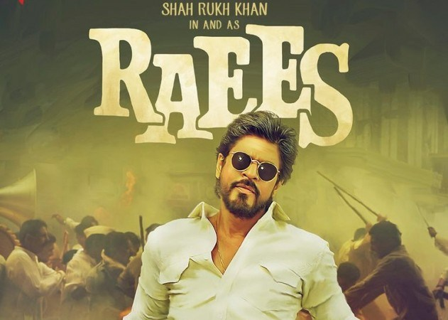 Raees 6th Day Collection, 6 Days Box Office Collections
