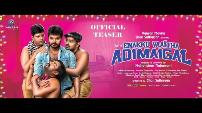 Enakku Vaaitha Adimaigal Movie Review Rating