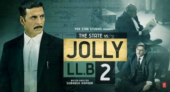 Jolly LLB 2 4th Day Collection, 4 Days Collections