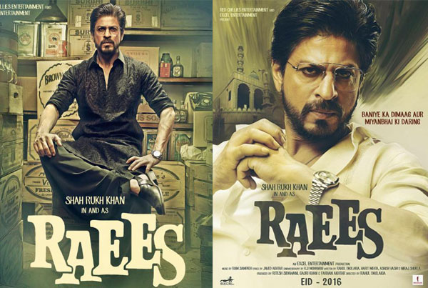 Raees 9th Day Collection, 9 Day Collection